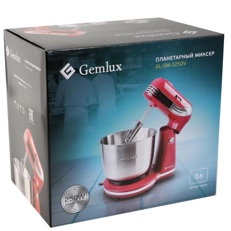 Міксер з чашею GEMLUX (GL-SM-3250V)