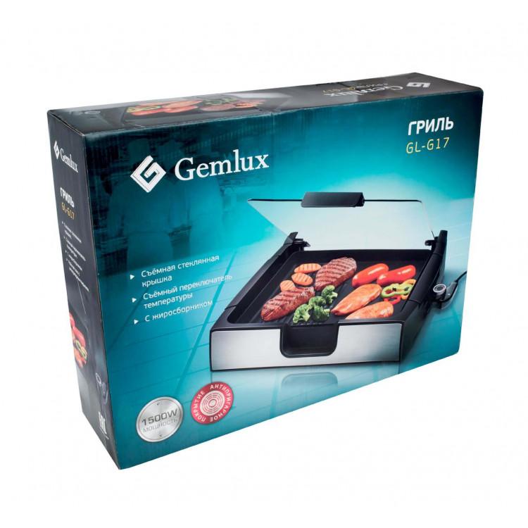 Сковорода-гриль GEMLUX (GL-G17)
