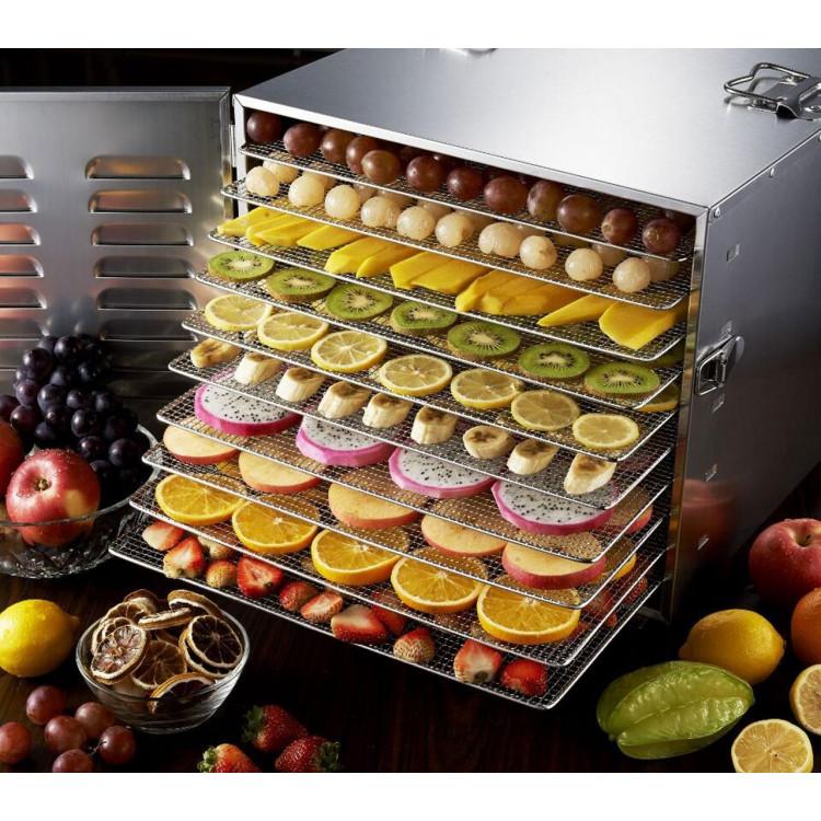 Сушка для харчових продуктів (дегідратор) WS10 PRO GoodFood