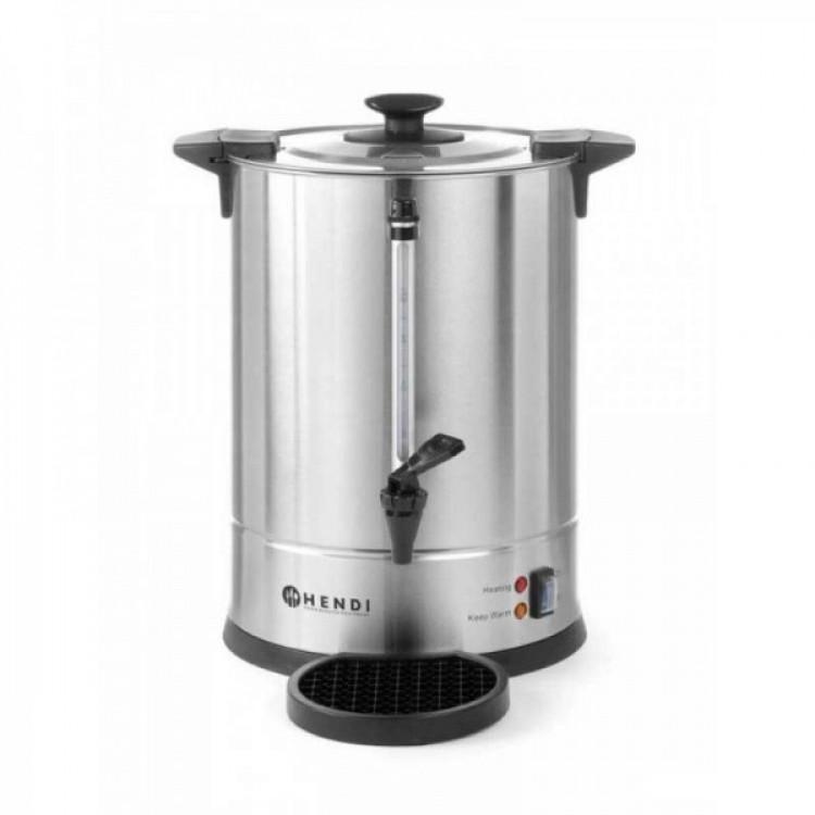 Кипятильник-кофеварочная машина с двойными стенками Hendi, 20 л 211144