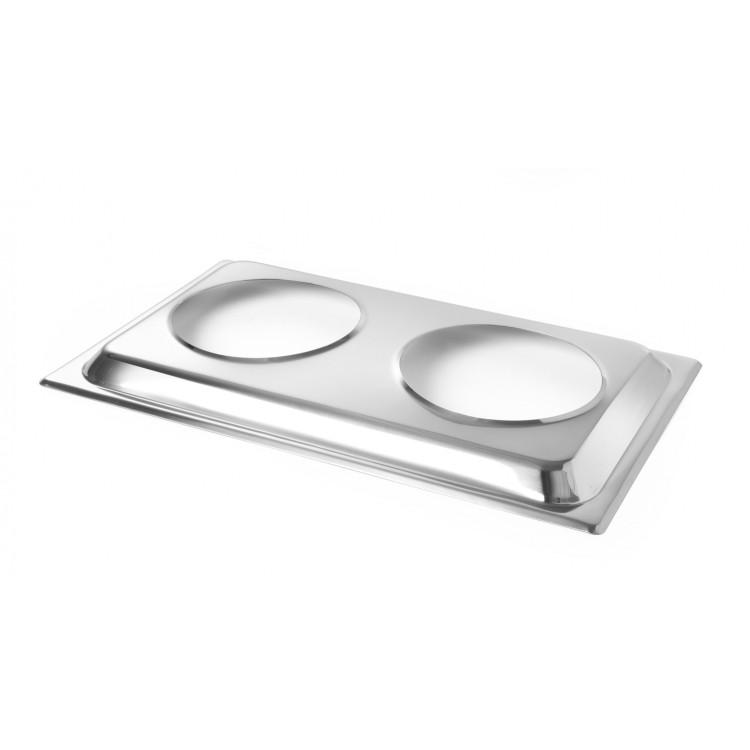 Перехідник для ємностей для супів, 530х325 мм - 470 930 Hendi