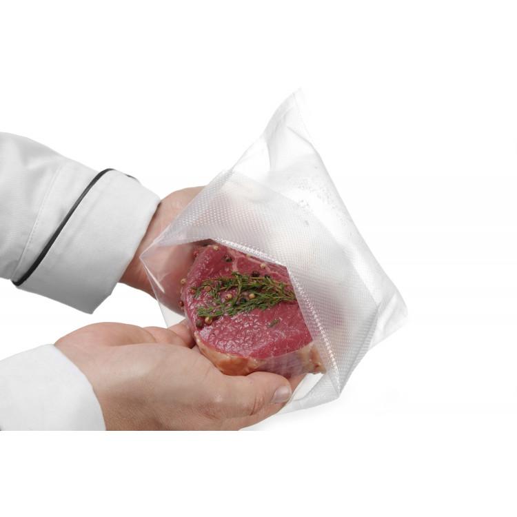 Пакети для вакуумної упаковки - гофровані 150x400 мм, 100 шт. - 971048 Hendi