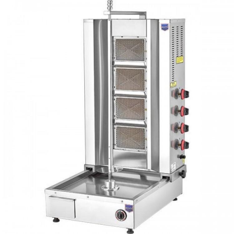 Аппарат для шаурмы газовый DT05LPG Remta