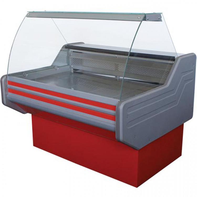Холодильная витрина ВХСК ЭЛЕГИЯ 1.8 среднетемпературная