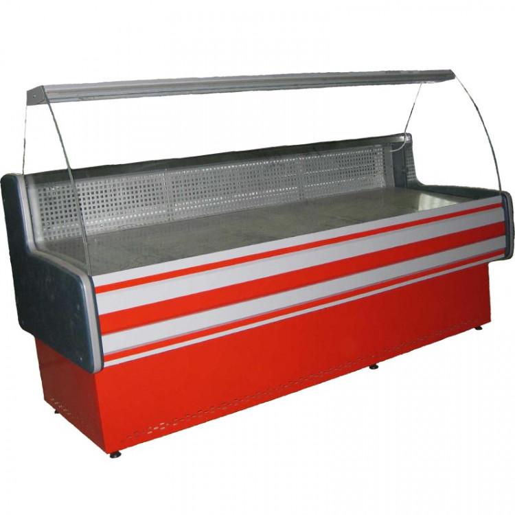 Холодильна вітрина ВХСК ПАЛЬМИРА 2.0 среднетемпературная