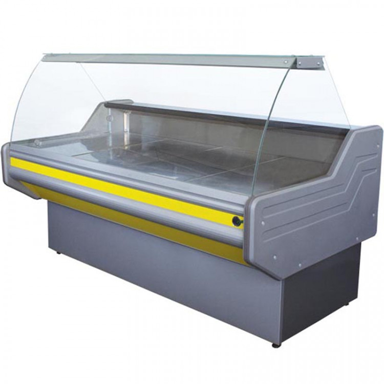 Холодильна вітрина ВХСК ПРЕМ'ЄРА 2.0 Д середньотемпературна