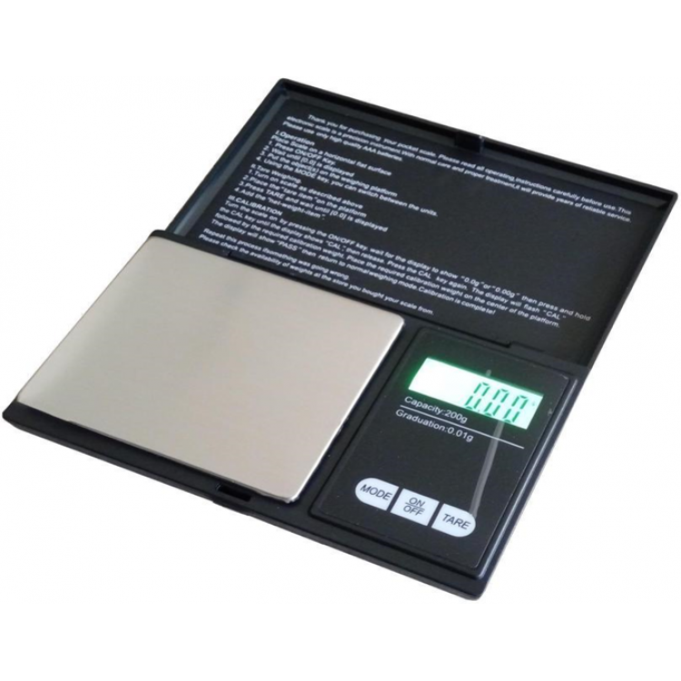 Кишенькові ваги CS-200