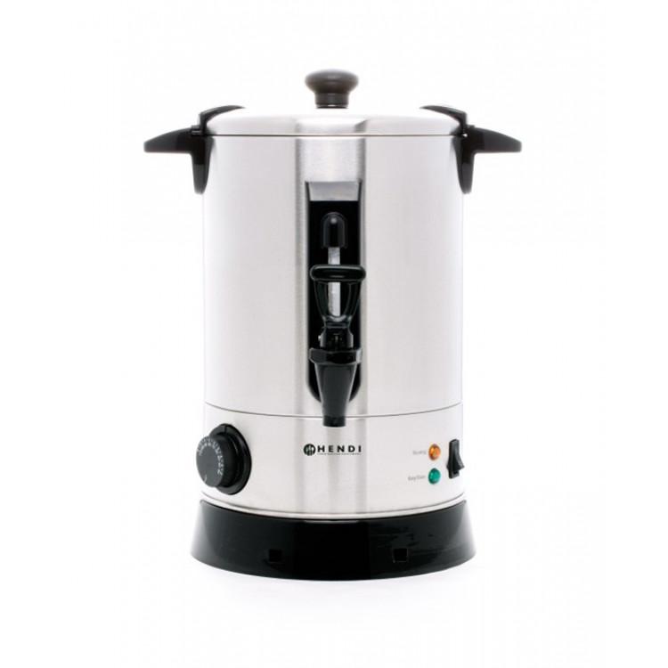 Кипятильник – кофеварочная машина с одиночными стенками, 12 л - 211250 Hendi