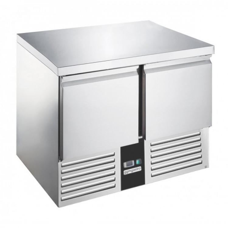 Холодильний стіл - 0,9 x 0,7 м - SAG97END GGM Gastro