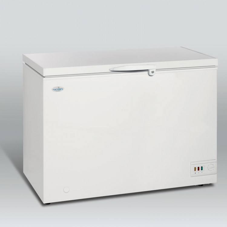 Скриня морозильна Scan SB 451