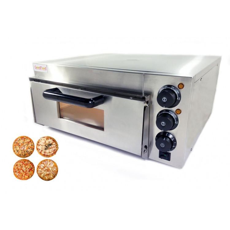 Печь для пиццы 4х20 электрическая PO1 GoodFood