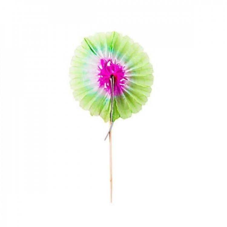 Піка декоративна Квітка 7 см RIOBA (SS-7)