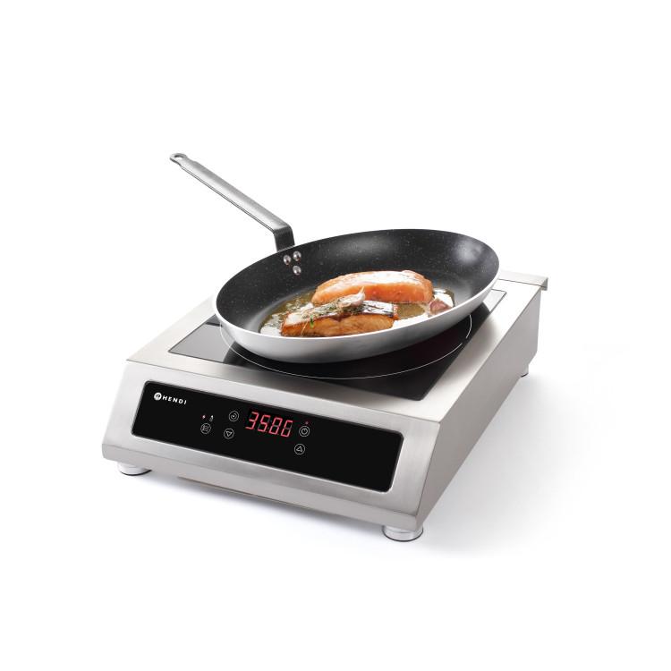 Плита индукционная 3500 D XL - 239698 Hendi