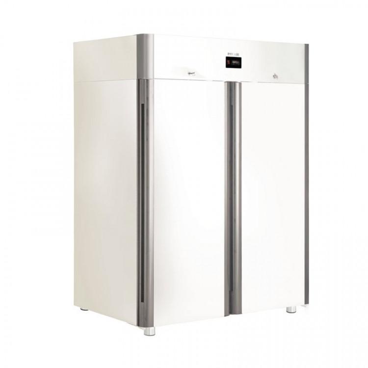 Шафа холодильна Polair CV110-Sm Alu