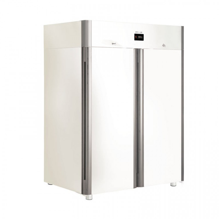 Шафа холодильна Polair CV114-Sm Alu