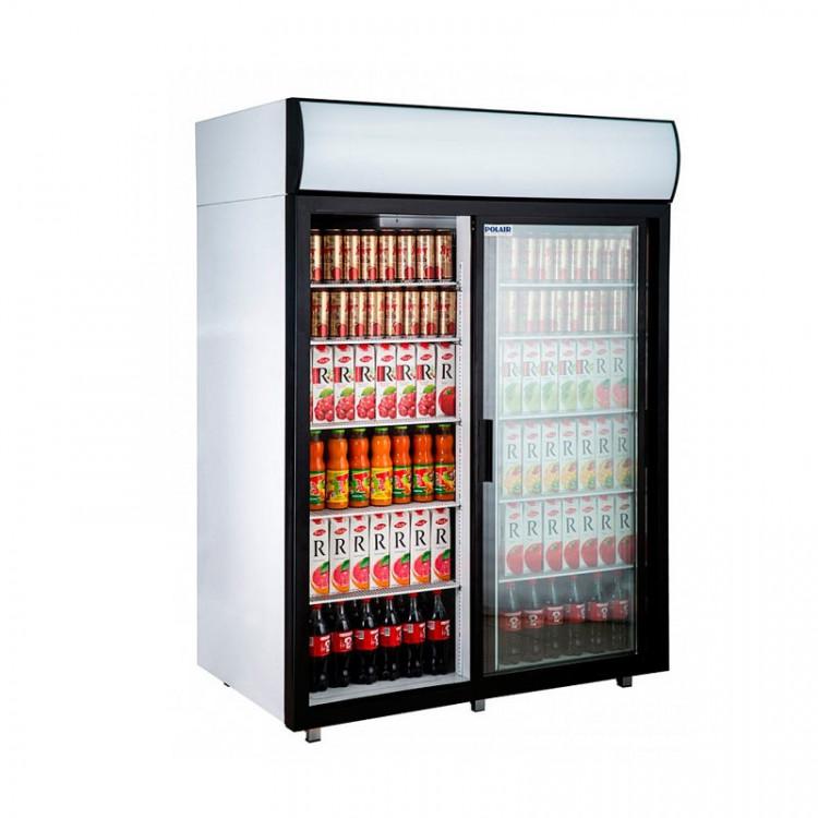 Шафа холодильна Polair DM110Sd-S 2.0