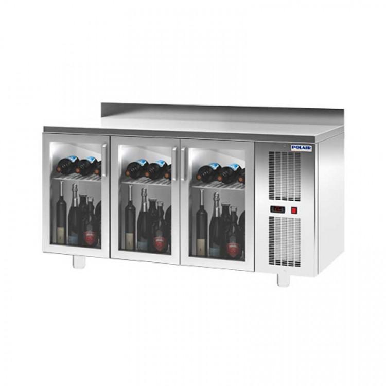 Стіл холодильний Polair TD3GN-G
