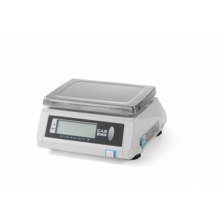 Весы кухонные водонепроницаемые CAS 2 кг - 580363 Hendi