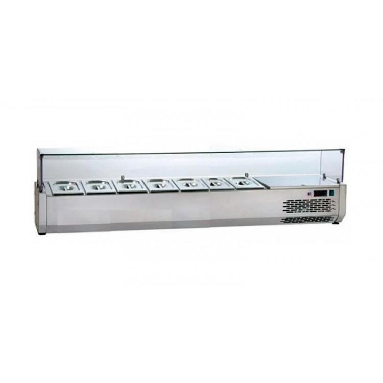 Вітрина холодильна Apach VR4 160VD