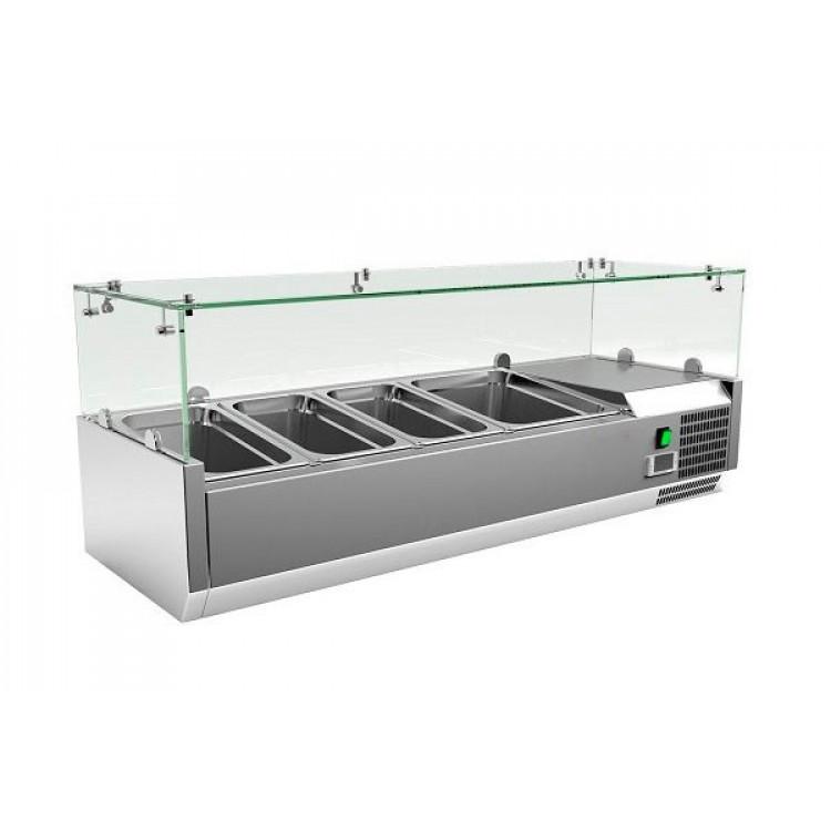 Вітрина холодильна Frosty VRX1200 / 380