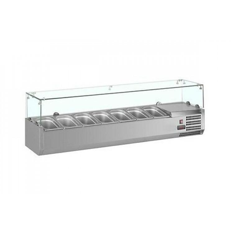 Вітрина холодильна Frosty VRX1600 / 380