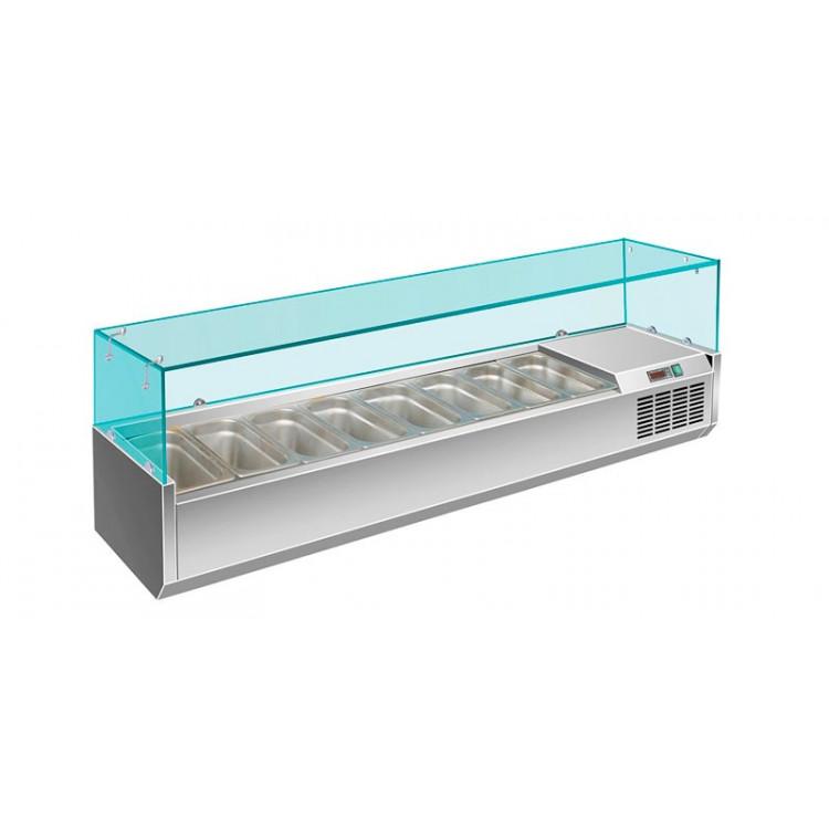 Вітрина холодильна Frosty VRX1800 / 380