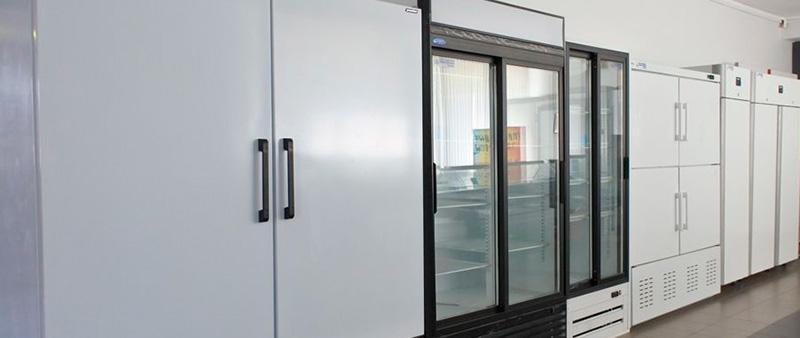 Купить холодильные и морозильные шкафы