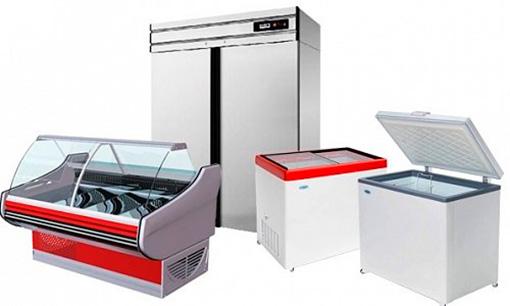 Торгове холодильне обладнання для магазинів