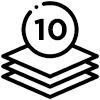 конвекційна піч більше 10 рівнів