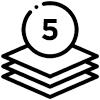 конвекційна піч на 5 рівнів