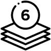 конвекційна піч на 6 рівнів